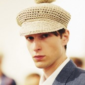 Hats for Men Spring 2012