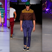 Color for Spring 2012 Men at Fashion Rio