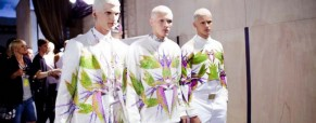 Givenchy Menswear Spring 2012