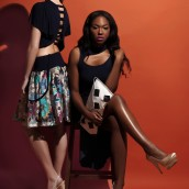 Designer Spotlight: Gwen Beloti Offers Structured Fluidity for Spring 2012