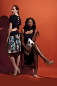 Designer Spotlight: Gwen Beloti Offers Structured Fluidity for Spring 2012