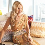LUXE by Rachel Zoe, just in time for the holidays