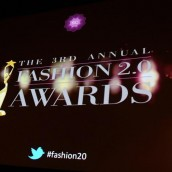 Fashion 2.0 Awards Recap + Photos